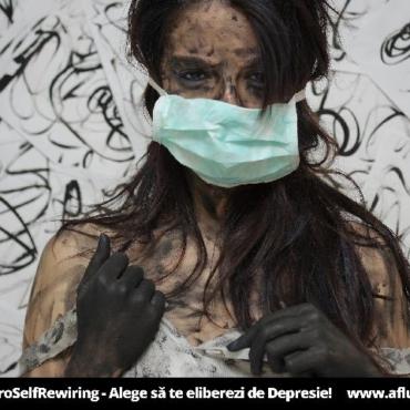 Despre depresie: cauze, simptome. 3 soluții pentru a te elibera singur de depresie!